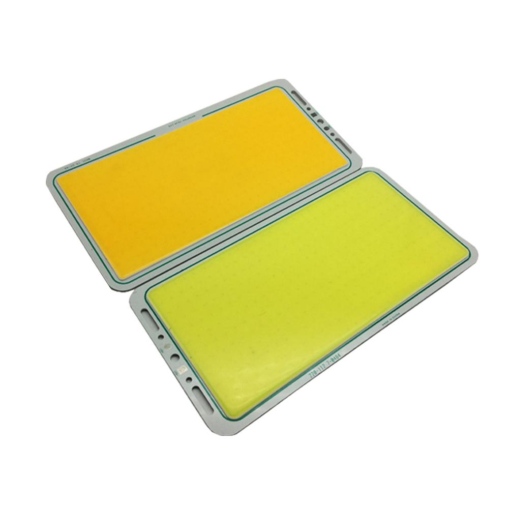 Super Bright LED Panel Light 70W 12V COB LED Chip Panel Strip Light Strip Lamp 14000-16000LM Warm White / Cold White 220*112mm
