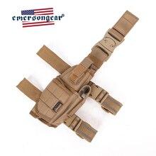 Emerson emersongear Drop Leg Holster Pistol Thigh Universal Right Left Tactical Tornado Mag Pouch Airsoft CB
