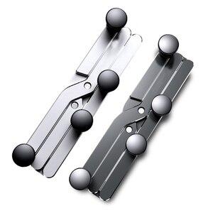 Image 4 - Mini yerçekimi araba telefon tutucu klip için cep cep telefonu araç tutucu standı 62KA