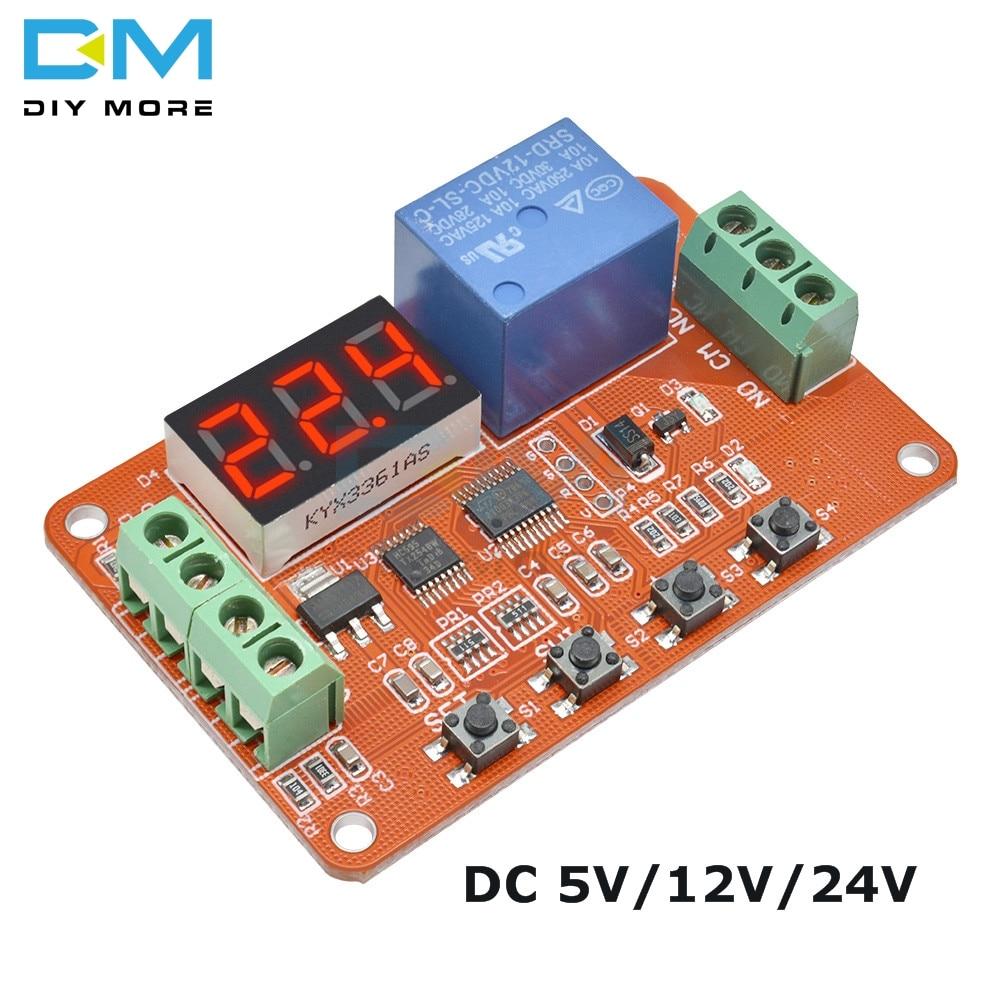 New DC 24V 4-Channel Voltage ComparatorStable LM393 Comparator Module UK