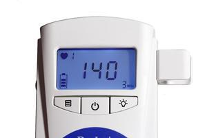 Image 5 - جهاز مراقبة دوبلر الجنين محمول جهاز مراقبة نبضات قلب الطفل للاستخدام المنزلي جهاز كشف الموجات فوق الصوتية للجنين قبل الولادة صوت الطفل