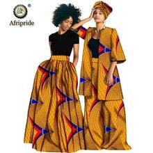 2019 african women`s sets dashiki coat jacket+print pants+ankara maxi skirts+african head wrap suits for women AFRIPRIDES1926007