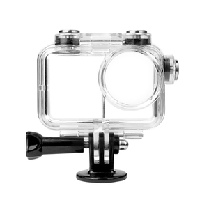 Image 4 - Sunnylife Sport Camera 60M Waterproof Case Diving Shell Housing for DJI OSMO ACTION Underwater Cover Diving Filters Accessory