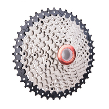 MTB 9 Speed Cassette 9s 11-42T Wide Ratio Freewheel Mountain Bike Bicycle Flywheel Sprocket Compatible For Shimano Sunrace mtb 9 speed 11 40t cassette wide ratio freewheel mountain bike 9s cassette flywheel sprocket compatible for shimano sram sunrace