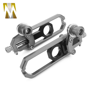 Image 4 - Ajustadores de cadena para motocicleta accesorios, para S1000RR S 1000 R RR S1000R HP4 2009 2010 2011 2012 2013 2014 2015 2016