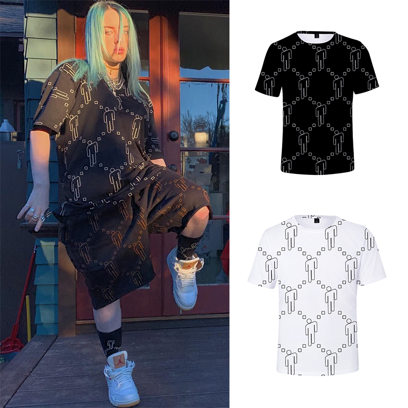 Billie Eilish t shirt…
