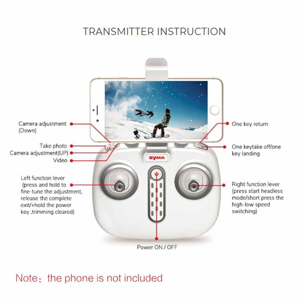 Syma X8PRO gps dron wifi fpv 720 1080p hd カメラ調整可能なカメラドローンと 6 軸高度ホールド x8 プロ rc quadcopter rtf