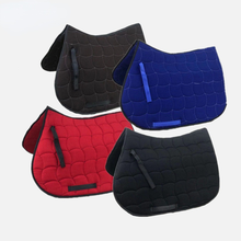 Horse Equipment Saddle Pad Harness Accessories Saddle Pad Horse Riding Equestrian Supplies Mat