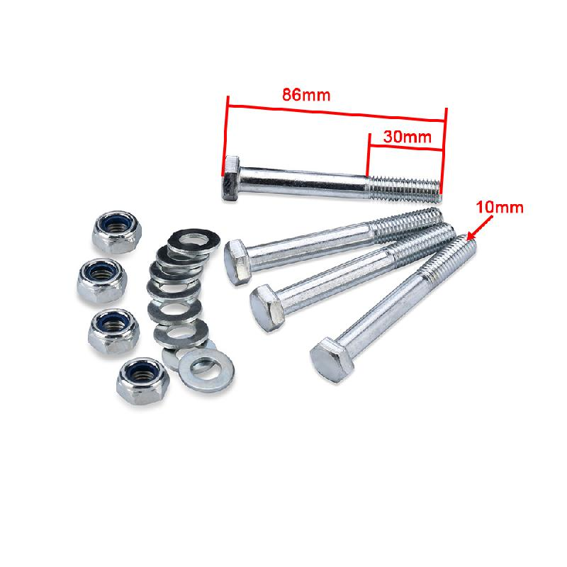 0.5-2.5 Inch Car Accessories Aluminum Front Leveling Lift Kit For GMC Chevy Silverado Pickup