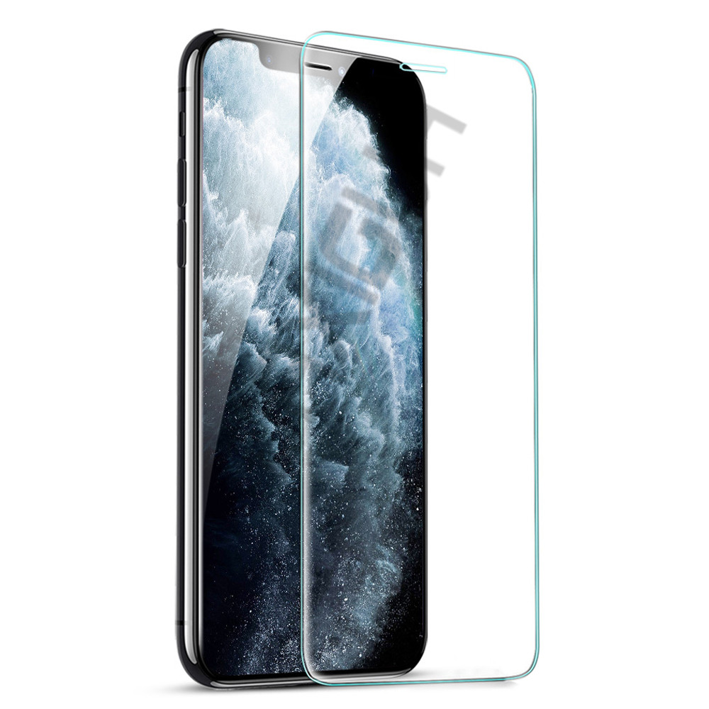 Full Cover Protective Glass For IPhone 11 8 7 6 Plus 5 S SE Glass Iphone 11 Pro X XS MAX Screen Protector Glass On Iphone 11 Pro
