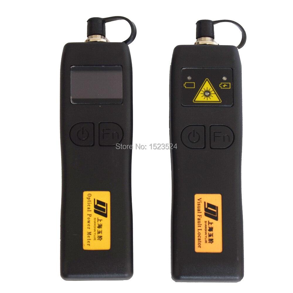 YJ320A-70~+ 6dBm мини оптический измеритель мощности с YJ200P мини волоконно-оптический визуальный дефектоскоп кабельный тестер 10 мВт