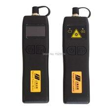 CATV YJ320C 50 ~ + 26dBm MINI Handheld Optical Power Meter + YJ200P ไฟเบอร์ออปติก Visual Fault Locator 10 mW