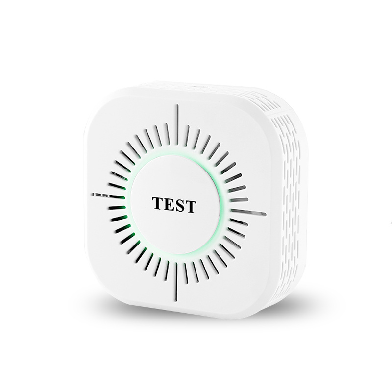 Wireless 433 Smoke Detector Sensor Alarm Detector Home Security Alarm System Security Protected Home Security