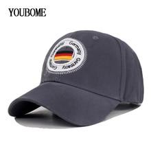 Brand Germany Flag Men Baseball Cap Women Snapback Hats