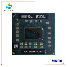 AMD Turion II Ultra Dual Core Mobile TMM600 M600 TMM600DBO23GQ 2.4G 2M cpu latop processor Socket S1