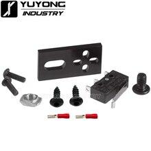 Набор микро концевых выключателей с монтажной пластиной для 3D-принтера V-slot C-Beam OX CNC Workbee CNC машинная система