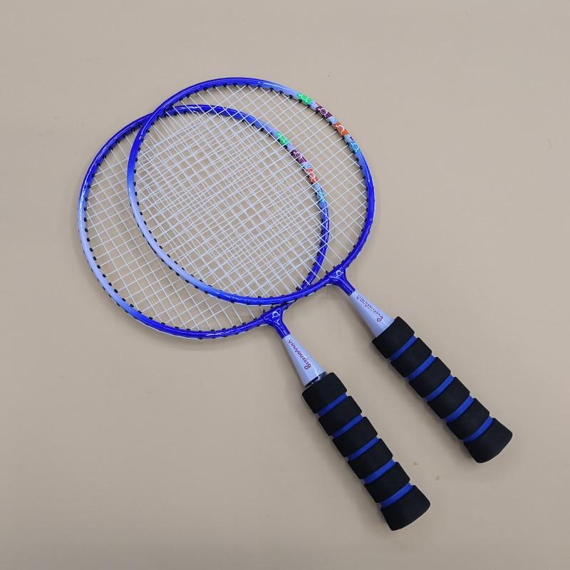 Children Badminton Racket 3-13-Year-Old Young Ustar Ultra-Light Baby Nursery Interest Training Outdoor Sports Ball Shoot