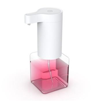 USB Charging Intelligent Automatic Induction Foam Soap Dispenser Smart Sensor Liquid Soap Dispenser Touchless Hand Washer 250ML intelligent 250ml liquid soap dispenser automatic contactless induction foam infrared sensor hand washing device