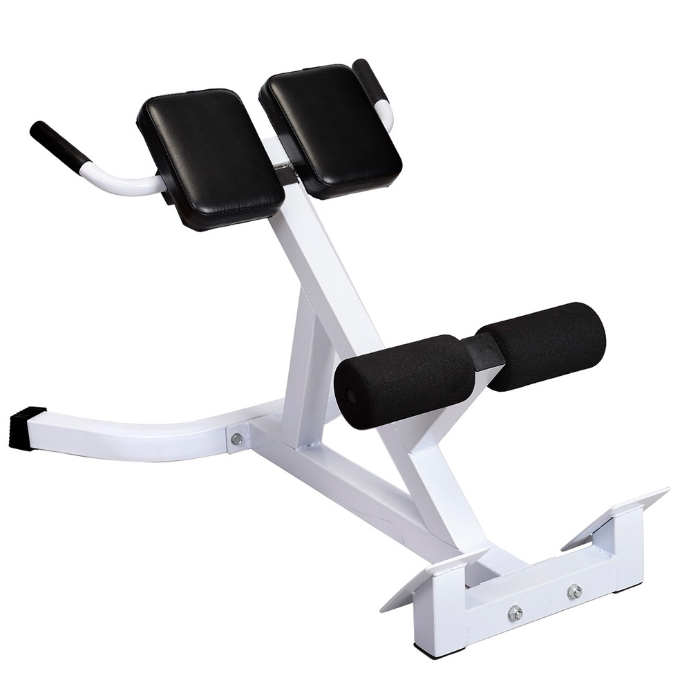 N-027 Back Hyperextension Bench Roman Chair Indoor Gym Fitness Equipment Training Met Passen Hoek Buikspier Fitness Stoel image