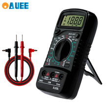 XL830L AC/DC Handheld LCD Digital Multimeter Electric Meter Tester Automotive Electronic Crystal Tester Capacitance Meter