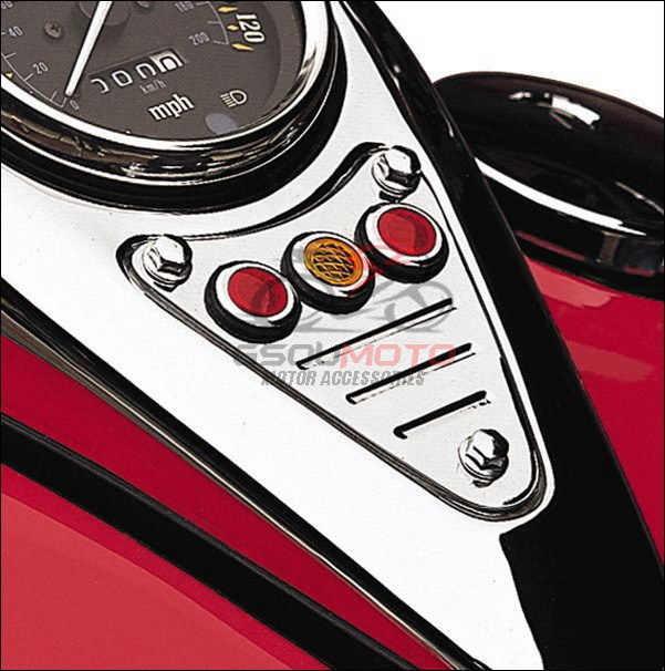 Накладка на панель приборной панели мотоцикла, инструмент для приборной панели для Kawasaki Vulcan VN 800, пользовательский Drifter EN 500 EN500C 1995-2009