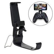 Mobiele Telefoon Stand Voor Xbox One S/Slim Controller Mount Handgreep Voor Xbox One Gamepad Voor Samsung S9 s8 Clip Houder