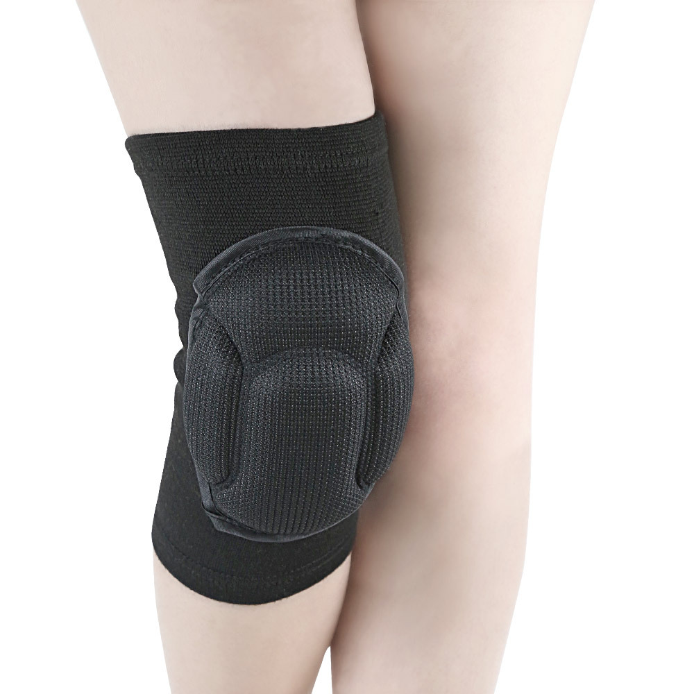 Sports Dance Sponge Knee Pads Sleeve Collision Dancing Volleyball Football Thickening Men Women Skating Protective Gear Kneepad
