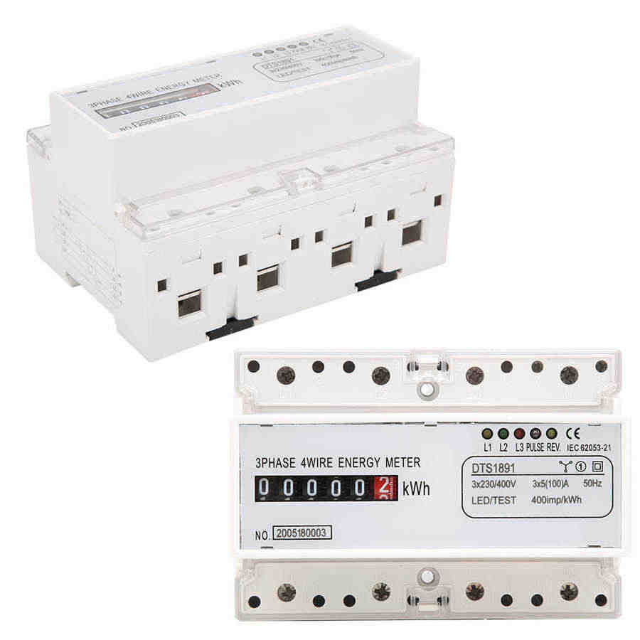 futurepost.co.nz Business & Industrial Voltage Testers Energy ...