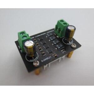 Image 2 - LT3045 четыре параллельные Ультра низкий уровень шума линейный Регулируемый Модуль питания Выход 5 В/9 В/12 В для преусилителя DAC