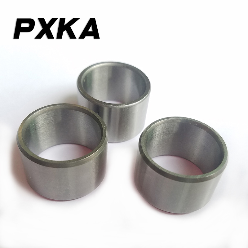 Free Shipping 2pcs Bearing Steel Bushing Bushing Bushing Inner Diameter 40 45mm Outer Diameter 50 55 60 65 70 High 20 25 30 35