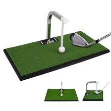 Оборудование для тренировки игры в гольф помещении