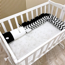 Zebra Type baby bed bumper Newborn Baby Bedding Set Baby Cot Crib Bumper Baby Decoration Room Baby Nursery Crib Bumper For Kids(China)