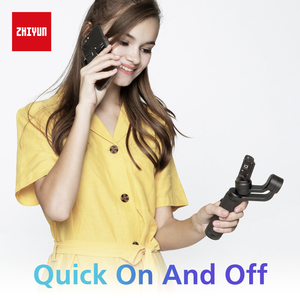 Image 3 - ZHIYUN SMOOTH Q2 רשמי חלק  טלפון Gimbal כיס גודל מראש נייד כף יד מייצב עבור iPhone/סמסונג/Huawei/redmi VS אוסמו