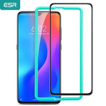 ESR Tempered Glass for Xiaomi Mi10/9/8 SE Pro CC9 Mi MIX 3 2 2S  Screen Protector Anti Blue-ray Full Coverage Protective Glass for xiaomi mix 2 2s screen protector for xiaomi 9 9se tempered glass 3x stronger 3d full coverage for xiaomi mi9 protector film