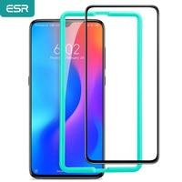 ESR-Protector de pantalla de vidrio templado para Xiaomi, Protector de pantalla de cobertura completa de rayos azules para Xiaomi Mi10 9 8 SE Pro, Mi MIX 3 2 2S