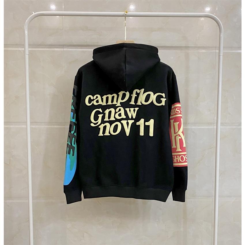 Kanye West LUCKY ME I SEE GHOST Sweatshirt Hoodies 6