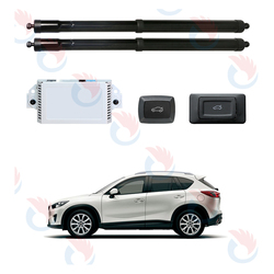 Samochód smart auto elektryczny podnośnik tylnej klapy specjalne dla Mazda CX 5 CX5 2017 w Klapy bagażnika i części od Samochody i motocykle na