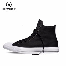 купить Converse Chuck Taylor All Star II Leisure Men's&Women Unisex Sneakers High Classic Skateboarding Shoes New Original  150143C дешево