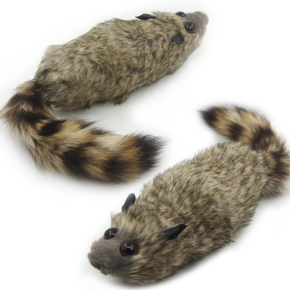 Lifelike Moving Raccoon Magic Trick Stage Street Illusion Gimmick Magician Props NEW