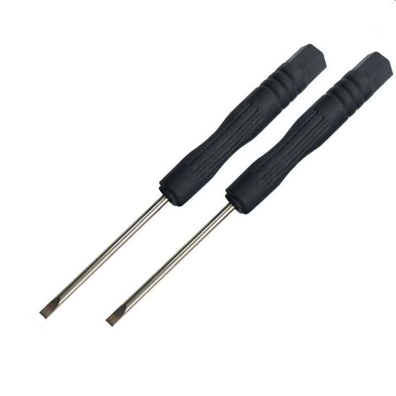 Preto profissional chave de fenda antiderrapante lp vinil registro cartucho stylus turntable instalação desmontar ferramentas chave de fenda ki