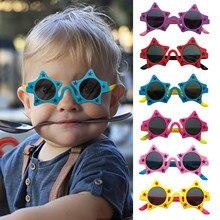 Sunglasses Toddler Baby Swim Baby-Boy-Girl Kids Cute Cartoon Decorated Star Fun Colorful
