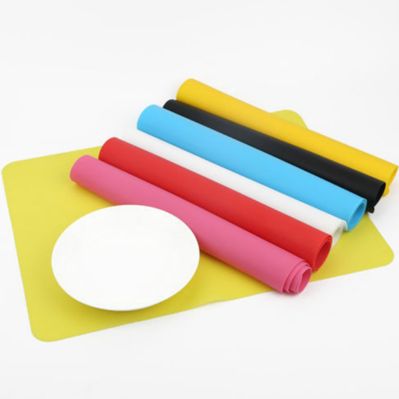 Placemat Bakeware-Mat Table-Protector Non-Stick Heat-Insulation-Pad Kitchen Silicone title=