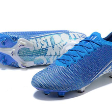 Original Men Football Boots Cleats Training Long Spikes Phan