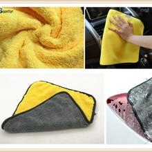 Автомобильный уход, полировка полотенце для мытья посуды волокна ткань для очистки для Jeep ренегатский Чероки Wrangler Компас Патриот