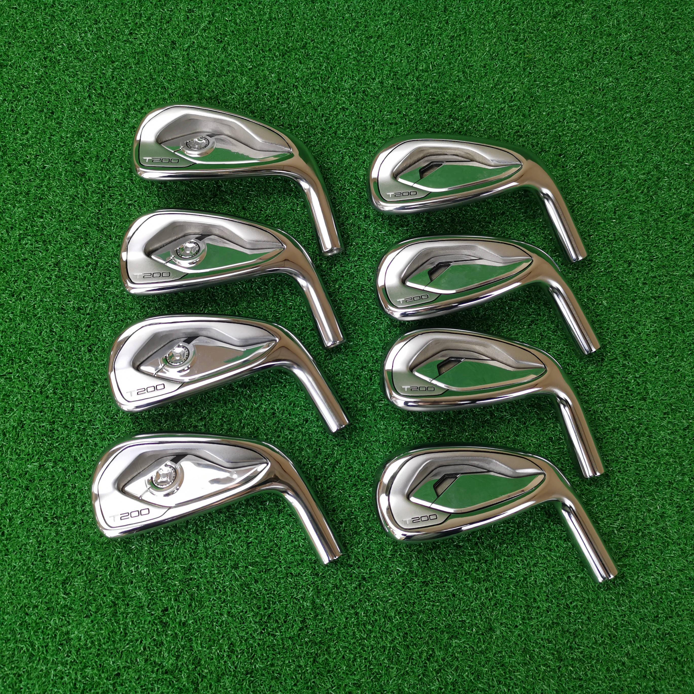 Golf Clubs T200 Irons Precise Distance Golf Forged Iron 4-9P A Set Of 7 Pieces R / S Send Headcover Free Shiping