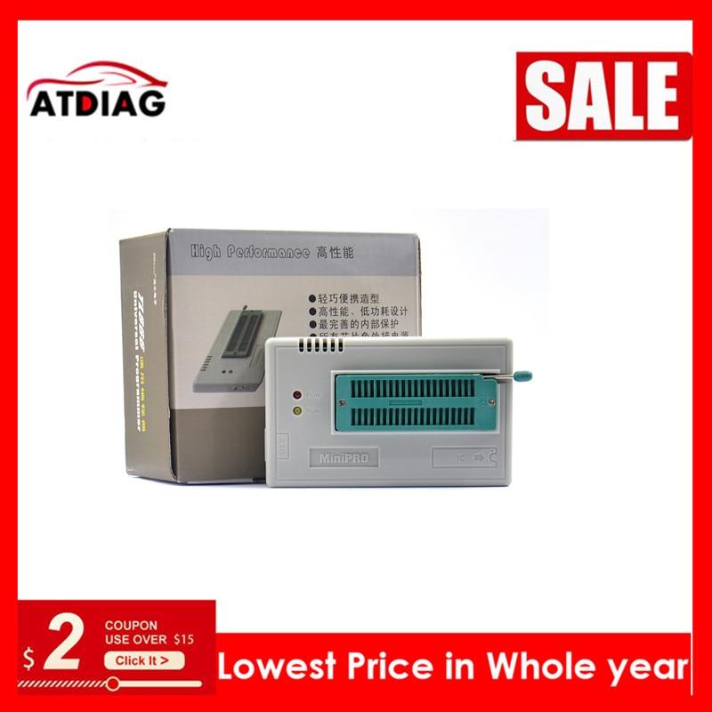Оригинальный V9.0 PRO TL866 II Plus USB универсальный Программист EEPROM FLASH с адаптерами высокий автомобильный диагностический инструмент|Программаторы с автоповтором|   | АлиЭкспресс