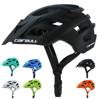 Durable Material Outdoor Sports CAIRBULL Safety Cycling Helmet Ultralight Adult Kids Adjustable Bicycle MTB riding