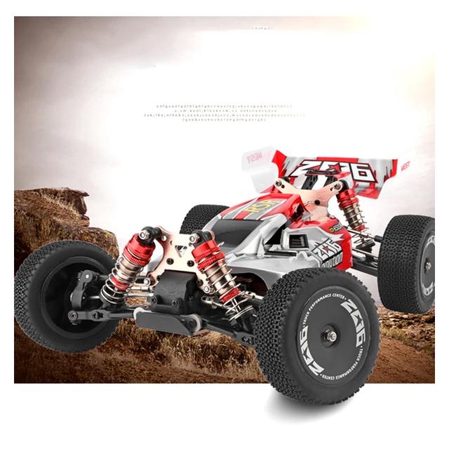 Racing Remote Control Car