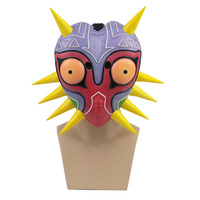 The Legend of Zelda Majora Led Mask Game Cosplay Masks Stylish Painted Party Mask Cosplay Props Accessories For Women Men