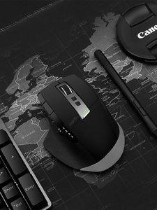 Image 5 - Rapoo Multi mode Wireless Mouse Bluetooth 3.0/4.0 And 2.4G Switch For Four Devices Connection Computer Gaming Mouse